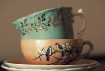 teA or COfFee... / by Louise LeGresley