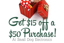 Gift Giving Guide / Everything you'd want to give or get this holiday season! / by Small Dog Electronics