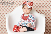 Children's Fashion Inspiration / by Jodi Hershey