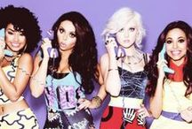 Little Mix  / xx Perrie, Jade, Jessie and Leigh Anne taught me to spread my wings and fly! Let's go Mixers! xx / by Emily Black