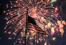 July 4th Celebrations / Celebrate Independence Day the fun way with these recipes, decorations, and other ideas! #HappyFourthOfJuly / by Church Hill Classics