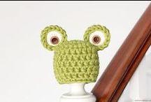 Crochet Patterns / by Brittani Hoffman