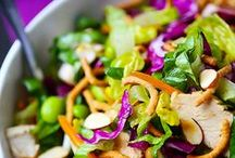 Creative Salads / Ditch the bagged lettuce and enjoy our not-so-average salad recipes / by Home Made Simple