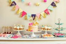 Holiday + Party / Welcome guests to your home with our creative celebration ideas.  / by Home Made Simple
