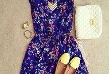 My kinda style!  / by Hanna Kaler