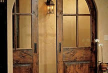 Home Decor - Doors / by Michael Young