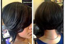 Hair Styles / by LaToya Bell