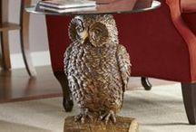 Owl-e things / by Cynthia Lourwood
