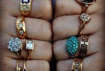Jewellery / by Inge Jacobsen