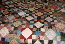Quilts and Crafts I made / by Holly Elam