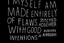 Quotes / by Adrienne Kenyon