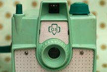 Camera Bag / by Adrienne Kenyon