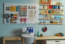 Crafting Corner / Home / by Adrienne Kenyon