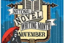 NaNoWriMo / November is National Novel Writing Month! The challenge? To write a 50,000 word novel in 30 days. Are you ready? If so, use this board for some inspiration, motivation, and even a little procrastination.  / by Jean V. Naggar Literary Agency