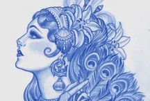 Tattoo Ideas / by Lexie Odencrantz