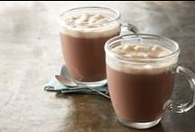 Drinks & Ice Cream Recipes / by HERSHEY'S Chocolate
