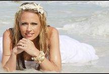 Beautiful Beach Brides / www.BeautifulBeachBrides.com / by ❤Beautiful Barefoot Sandals❤