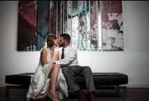 CELEBRATE: Gallery Weddings / A peek a just a few lovely weddings hosted at the Artwork Network Gallery & Event Center in Denver, Colorado. / by Artwork Network