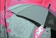 Color: Pretty in Pink / I'm noticing a resurgence of pink shades.  Are you excited or terrified? / by Artwork Network