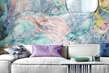 Display: Murals & Wall Art / by Artwork Network
