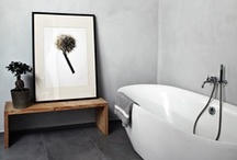 Display: Art in the Bathroom? / Above the toilet, around the tub - is art in the bathroom weird or fantastic? / by Artwork Network
