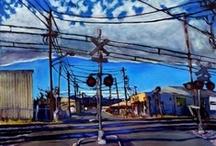 Favorites: Landscapes / by Artwork Network