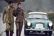 Gent'titude - The Art of Being a Gentleman / Male Elegance, Fashion and Savoir-Vivre / by Sandradine