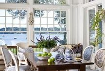 KITCHEN & EATING AREAS / Home Decor / by Sarah Medlin Petrey