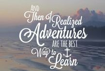 Travel Inspiration / by Nicole