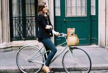 Biking with Style / by Nicole