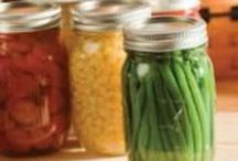 Food Storage and Preparedness / by Sarah Lewis