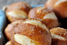 Recipes (Breads and Rolls) / by Sarah Lewis