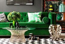 Casa / For the Love of Design... / by Gina Enjoli