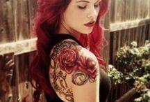 Tattoos <3 / by Makayla Nelson