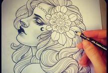 Tattoo Ideas / by Jamie Freeman