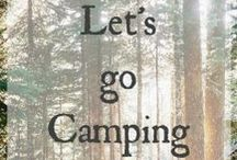 Camp + Glamp / Places to Camp, How to Camp, Where I wish I was Glamping  / by Nicole