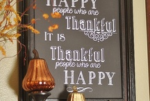 Thanksgiving / by Katie Peterson
