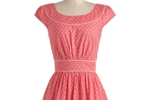 Clothing / shirts, pants, dresses, skirts, clothes, fashion, outfit / by Tessa