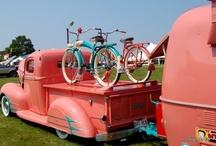 vintage campers / by Melissa Jones