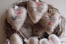For the Love of Burlap / by Melissa Bickford