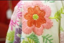 Embroidery & Stitching / by Melissa Bickford