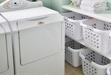 Laundry. / by Brandi Côté