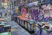 Street Art 1.1 / by Rachel Wolf