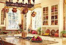 Dinning/kitchen / kitchen/dining / by Pamela Johnston