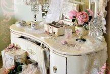 vanity tables / Girly / by Pamela Johnston