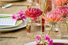 Entertaining Inspiration / Setting the scene for the perfect gathering with friends. / by Ness @ One Perfect Day