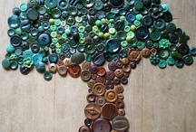 Creative~Button Crazy / by Amanda Hutton-Hakkarainen
