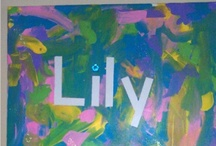 Lily / by Heather Thompson