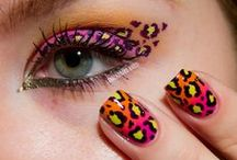 Nail and Eye Looks / by Chalkboard Nails