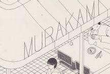 Haruki Murakami / by Ness @ One Perfect Day